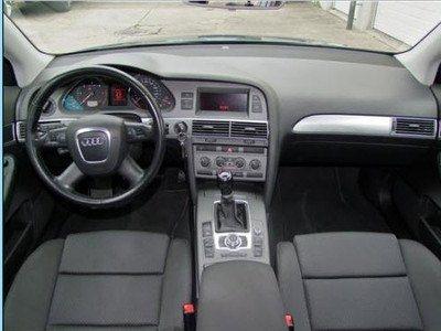 Armaturenbrett audi  Audi A6 4F Armaturenbrett m. Airbag Airbagsatz Gurt Lenkrad blau | eBay