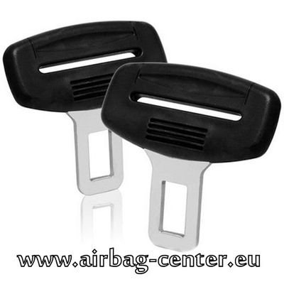 airbag gurt dummy stecker schloss alarmstopp warnton aus. Black Bedroom Furniture Sets. Home Design Ideas