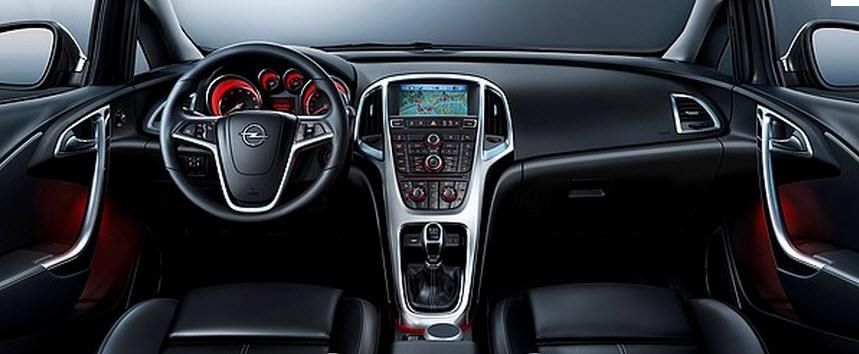Opel astra j armaturenbrett mit airbagsatz fahrer lenkrad - Probleme satellite astra 2017 ...