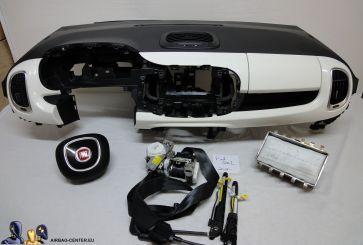 Fiat 500 L Weiß