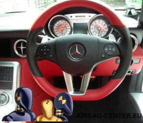 Mercedes SLS-Klasse Fahrer Airbag