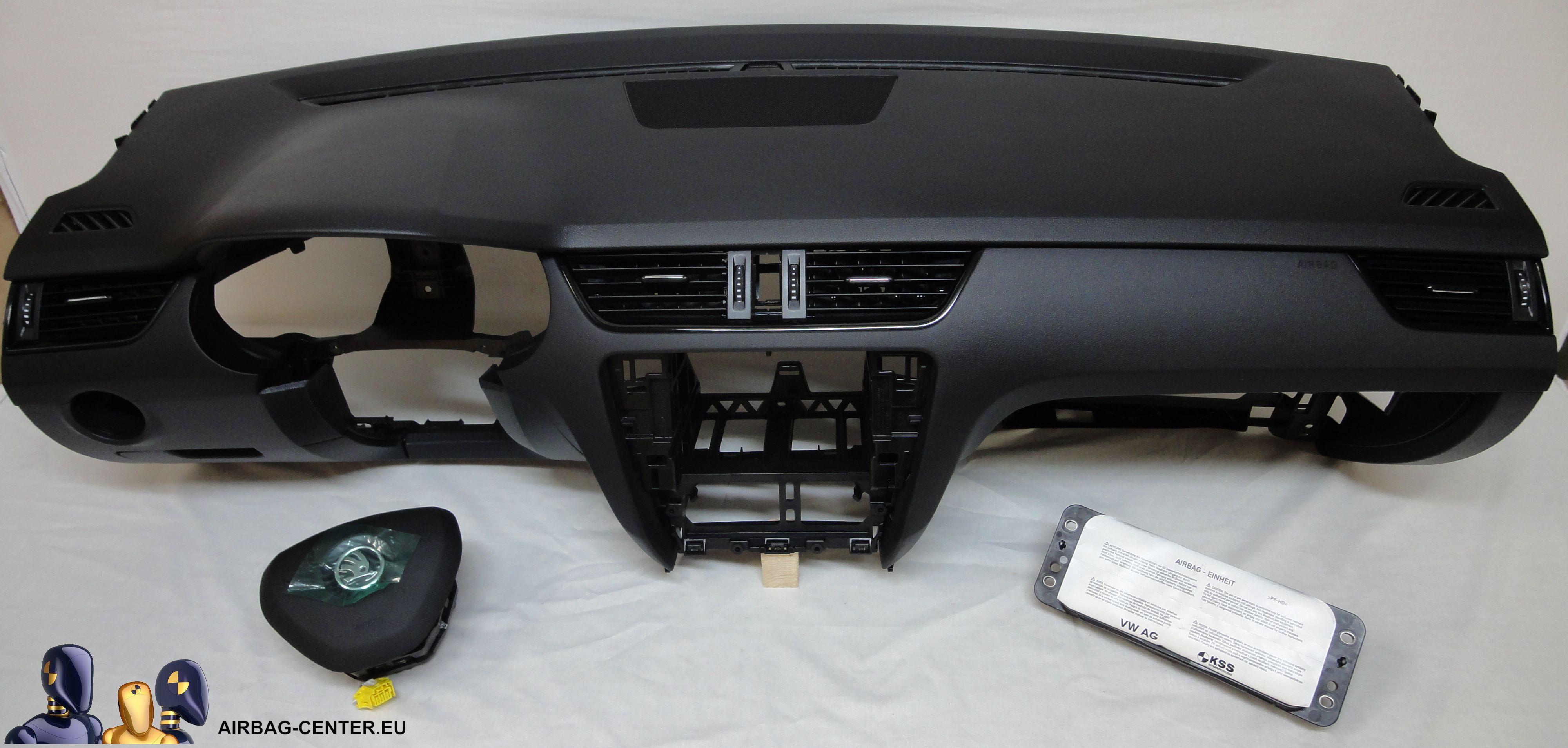 airbags skoda octavia 3 typ 5e online kaufen. Black Bedroom Furniture Sets. Home Design Ideas